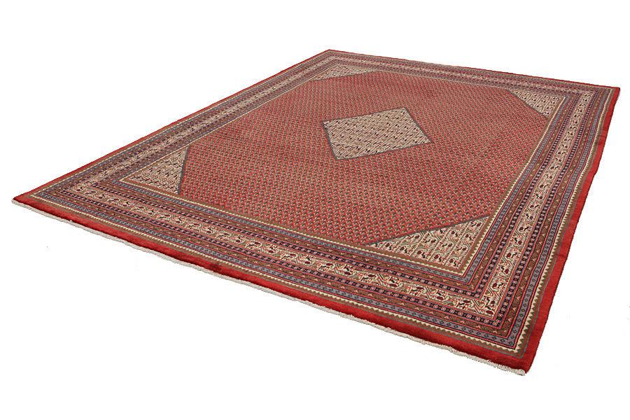 Mir Perzisch Tapijt : Vloerkleed mir tapijt beige van gils de wit sinds de